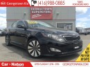 Used 2012 Kia Optima SX | NAVI | PANO ROOF | LEATHER | TURBO | for sale in Georgetown, ON