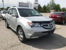 Used 2009 Acura MDX Tech pkg for sale in Komoka, ON