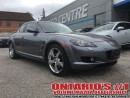 Used 2005 Mazda RX-8 GT LEATHER, SUNROOF-TORONTO for sale in North York, ON