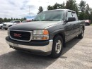 Used 2001 GMC Sierra 1500 SL - Hitch - Great Work Truck for sale in Norwood, ON