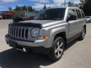 Used 2016 Jeep Patriot High Altitude - Loaded - Backup Cam - Nav - Sunroo for sale in Norwood, ON