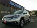 Used 2014 Honda CR-V Touring, NAVIGATION, MOONROOF for sale in Surrey, BC