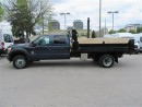 Used 2016 Ford F-550 Crew Cab 4x4 diesel with  12 ft dump for sale in Richmond Hill, ON