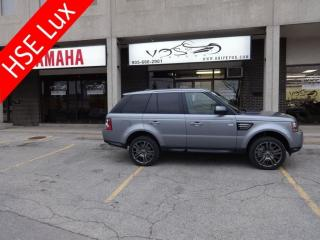 Used 2012 Land Rover Range Rover Sport HSE - Financing Available for sale in Concord, ON
