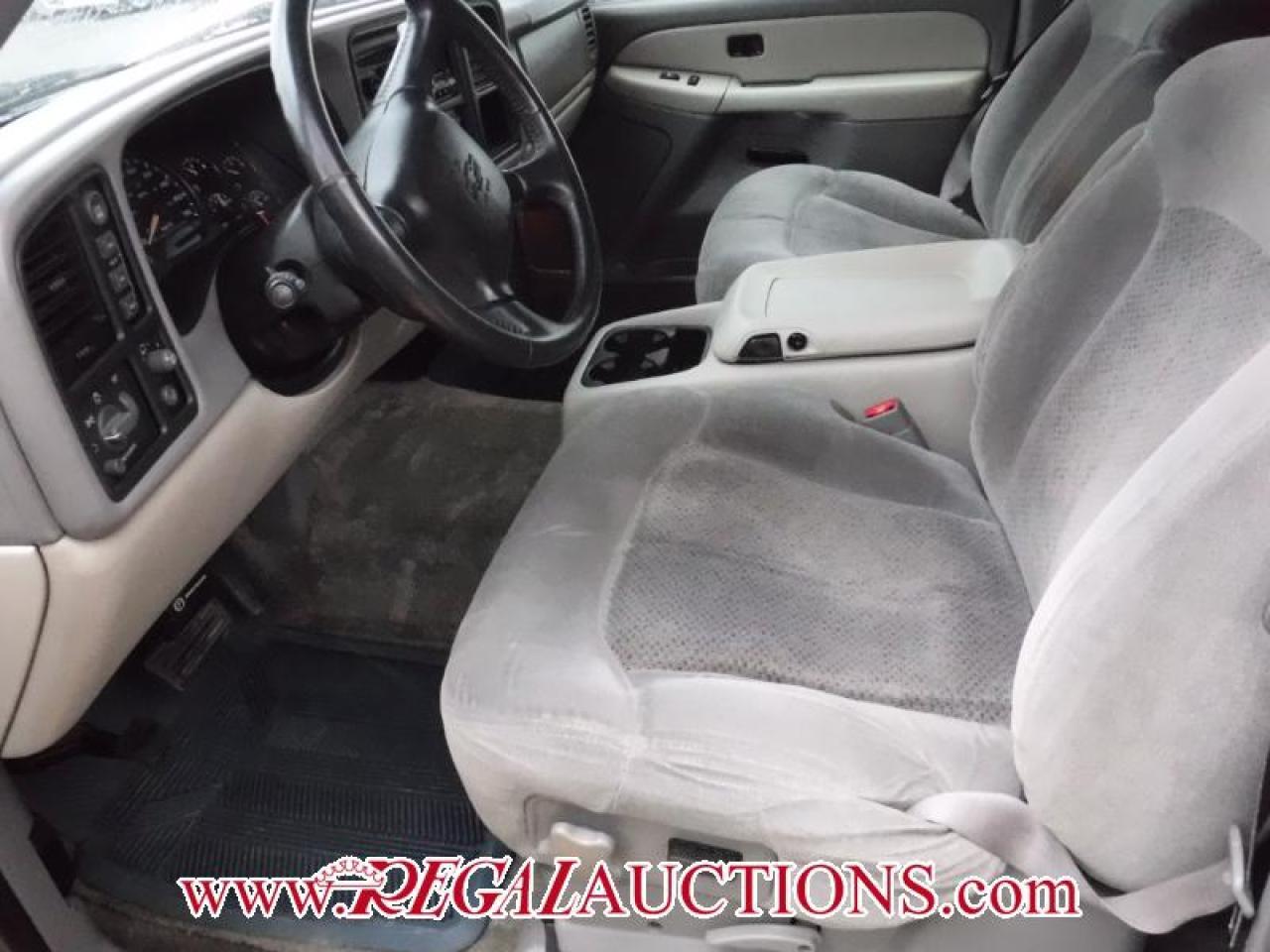 2002 Chevrolet TAHOE  4D UTILITY 4WD