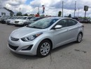 Used 2015 Hyundai ELANTRA SE * LOW KM for sale in London, ON