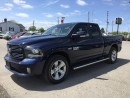 Used 2014 RAM 1500 SPORT * 4WD *NAV * MOONROOF * BACKUP CAMERA * LEATHER/CLOTH * BLUETOOTH for sale in London, ON