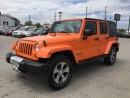 Used 2012 Jeep WRANGLER UNLIMITED SAHARA * TOW PACKAGE * HARD TOP * for sale in London, ON