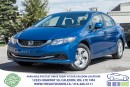 Used 2013 Honda Civic LX | ACCIDENT FREE for sale in Caledon, ON