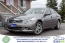 Used 2011 Infiniti G25X Luxury | ACCIDENT FREE for sale in Caledon, ON
