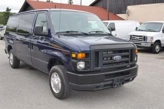 Used 2011 Ford E150 XLT 8 PASSENGER for sale in Aurora, ON