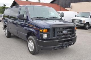 Used 2011 Ford Econoline E-150 XL 8 PASSENGER for sale in Aurora, ON