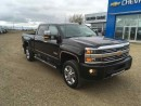 Used 2015 Chevrolet Silverado High Country 2500 4WD High Country - 6.6L Duramax Diesel! for sale in Shaunavon, SK