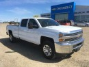 Used 2016 Chevrolet Silverado 3500 LWB 4WD HD Crew CAB LT 6.6L Duramax Diesel for sale in Shaunavon, SK