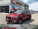 Used 2017 Kia Sorento EX V6 COMPANY DEMO DON'T PAY FREIGHT/PDI/AIR for sale in Grimsby, ON