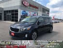 Used 2016 Kia Sedona SX+ LOW LOW MILEAGE!!! for sale in Grimsby, ON