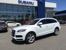 Used 2013 Audi Q7 3.0T Premium S-Line Quattro 7 Passenger for sale in Port Coquitlam, BC