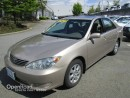 Used 2005 Toyota Camry LE - Air Conditioning, Keyless Entry, Power Windows, Power Locks for sale in Port Moody, BC