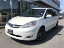 Used 2010 Toyota Sienna Limited,Local,One owner for sale in Surrey, BC