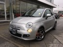 Used 2012 Fiat 500 Sport,leather,sunroof,local for sale in Surrey, BC