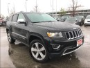 Used 2016 Jeep Grand Cherokee LIMITED**POWER SUNROOF**BACK UP CAMERA** for sale in Mississauga, ON