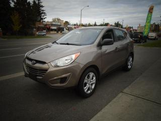 Used 2010 Hyundai Tucson GL for sale in Toronto, ON