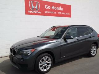 Used 2013 BMW X1 xDrive28i for sale in Edmonton, AB