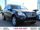 Used 2010 Mercedes-Benz ML-Class ML350 4MATIC - Local One Owner Trade In | No Accidents | Very Well Looked After | Low KMs | Naviagtion | Parking Sensors | Power Sunroof | Power Liftgate | Heated Front/Rear Seats | 3 Zone Climate Control with AC | Bluetooth | 19 Inch Wheels | All Power O for sale in Edmonton, AB