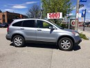 Used 2007 Honda CR-V EXL,$7488,SAFETY+3YEARS WARRANTY INCLUDED for sale in North York, ON