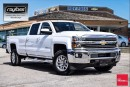 Used 2016 Chevrolet Silverado 2500HD LT CREW CAB. LONG BOX. 6.0L V8. BACKUP CAM for sale in Woodbridge, ON