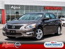 Used 2013 Nissan Altima 2.5 SV*Accident Free*Navigation for sale in Ajax, ON