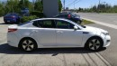 Used 2012 Kia Optima Hybrid PREMIUM/PANO ROOF/NAV/LEATHER/ALLOYS for sale in Mississauga, ON