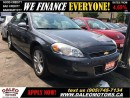 Used 2010 Chevrolet Impala LTZ  3.9L 91 KM LEATHER REMOTE START for sale in Hamilton, ON