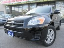 Used 2012 Toyota RAV4 4WD-SPORT-UTILITY-bluetooth for sale in Scarborough, ON