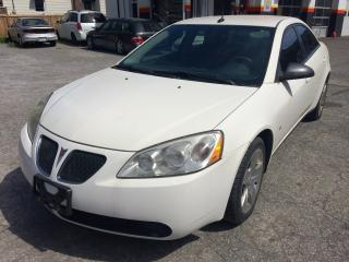 Used 2008 Pontiac G6 SEDAN for sale in St Catharines, ON