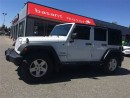 Used 2015 Jeep Wrangler Unlimited Sport, Remote Start, Low KMs, Running Boards! for sale in Surrey, BC