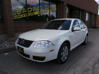 Used 2008 Volkswagen City Jetta 2.0L Auto, Loaded for sale in Woodbridge, ON