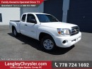 Used 2009 Toyota Tacoma Base for sale in Surrey, BC