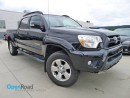 Used 2012 Toyota Tacoma A/T 4WD V6 Bluetooth Leather USB AUX Rearview Cam for sale in Port Moody, BC