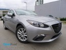 Used 2015 Mazda MAZDA3 GS-SKY Sdn M/T No Accident Local Bluetooth USB AUX Rearview Cam Cruise Control TCS ABS for sale in Port Moody, BC