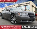 Used 2013 Chrysler 300 w/ Navigation & Panoramic Sunroof for sale in Abbotsford, BC
