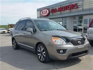 Used 2012 Kia Rondo EX LUXURY 7 PASSENGER for sale in Newmarket, ON