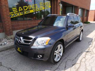 Used 2011 Mercedes-Benz GLK-Class Navigation and More!!! for sale in Woodbridge, ON