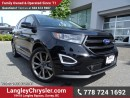 Used 2016 Ford Edge SPORT for sale in Surrey, BC