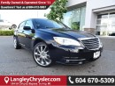 Used 2012 Chrysler 200 Touring ACCIDENT FREE w/ U-CONNECT BLUETOOTH, HEATED FRONT SEATS & VERSANTE WHEELS for sale in Surrey, BC