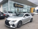 Used 2015 Lexus RC F for sale in Brampton, ON