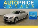 Used 2013 Infiniti G37 X 2DR NAVIGATION MOONROOF for sale in Mississauga, ON