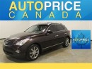 Used 2010 Infiniti EX35 LUXURY MOONROOF LEATHER for sale in Mississauga, ON