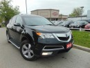 Used 2013 Acura MDX PREMIUM LEATHER SUNROOF 7PSGR SH-AWD for sale in Scarborough, ON