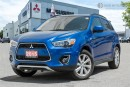 Used 2015 Mitsubishi RVR 2.4L  | AWD | 18 ALLOYS| CLEAN CARPROOF | for sale in Mississauga, ON
